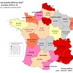 loyers régions