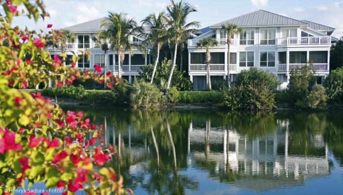 Baisse des investissements trangers dans l 39 immobilier aux for Acheter une maison aux usa